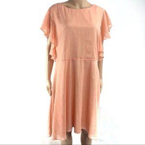 Halston Pink Blush Size 12